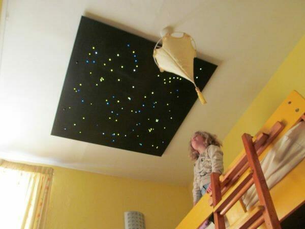 Aurora ceiling panel