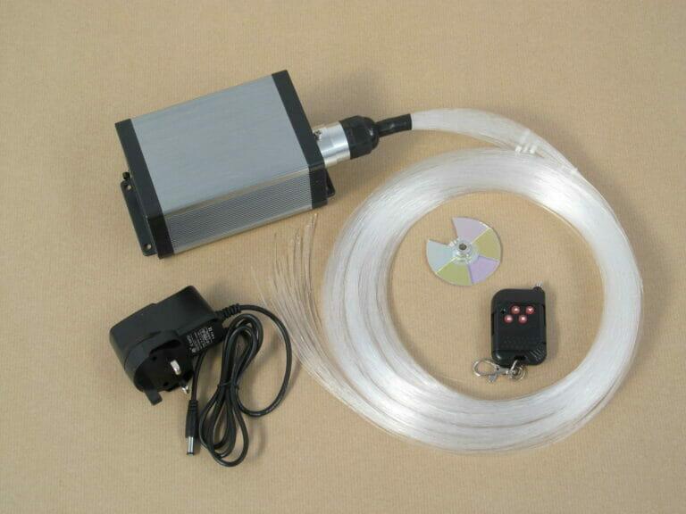 Fibre optic star kit